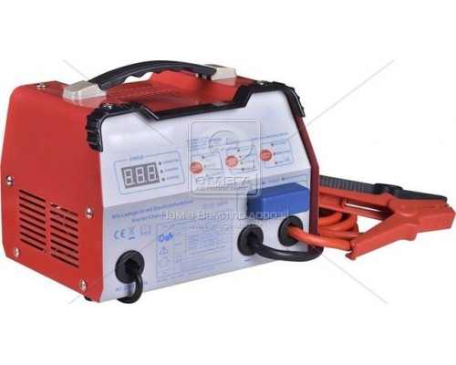 Пуско-зарядное устройство,12-24V,12A,85A/12V (старт),цифровая панель LED
