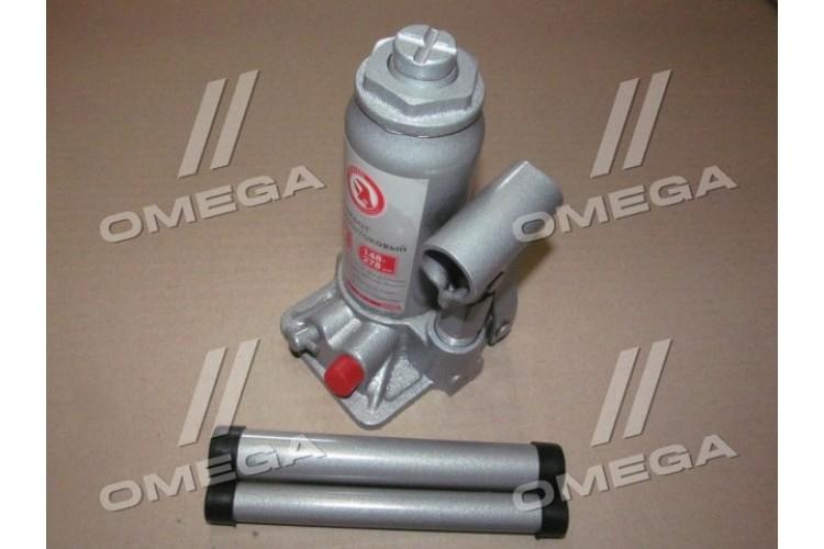 Домкрат столбик одноштоковый 2т, 158-308 мм (про-во INTERTOOL) - GT0021 - фото 1