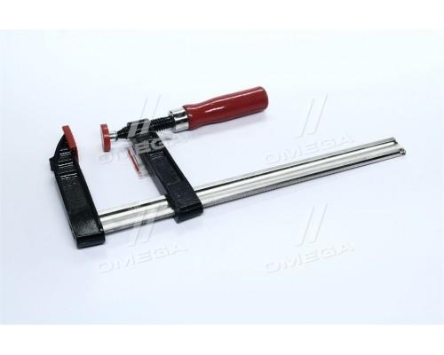 Струбцина столярная 300 * 120 мм DIN 5117 (про-во INTERTOOL)