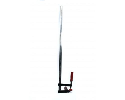 Струбцина столярная 1000 * 120 мм DIN 5117 (про-во INTERTOOL)