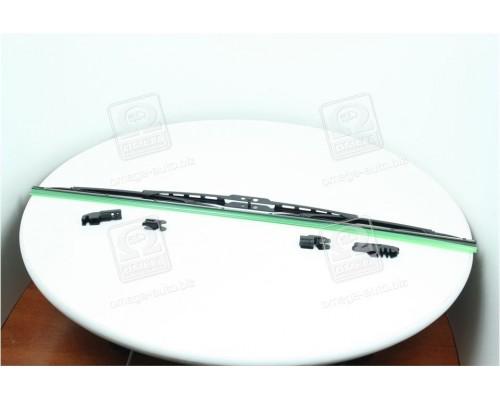 Щетка стеклоочист каркас 600мм (с адаптерами) <ДК>