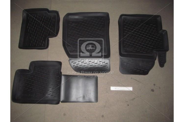 Коврики в салон автомобиля для для Daewoo Matiz - pp-104 - фото 1