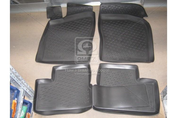 Коврики в салон автомобиля для Daewoo Nexia - pp-105 - фото 1