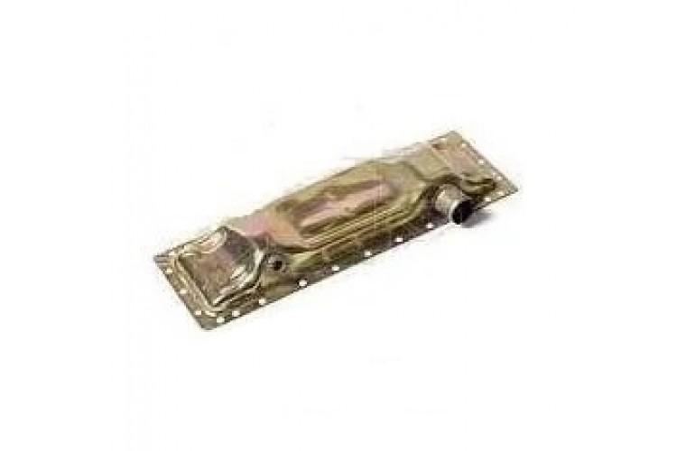 Бак радиатора нижний МТЗ (латунь) - 70У-1301075 - фото 1