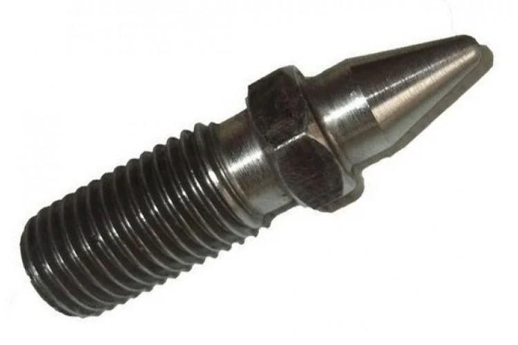 Болт упорный сервоусилителя педали сцепления МТЗ (УК кабина) - 80-1602033 - фото 1