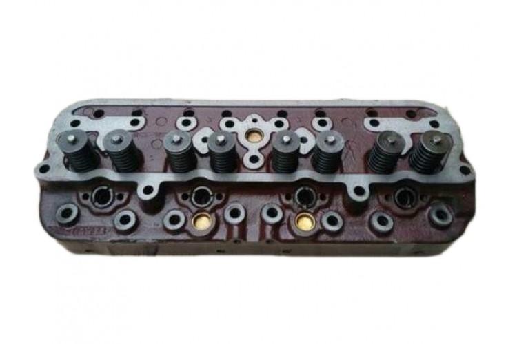 Головка блока цилиндров Д-65 ЮМЗ - Д65-1003012 СБ - фото 1