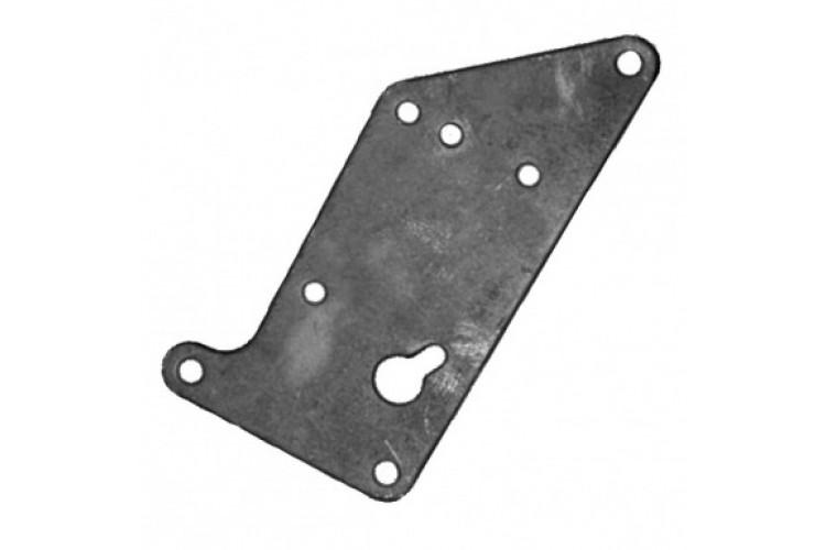 Кронштейн крепления гидрораспределителя МТЗ - 50-4607032-Б - фото 1