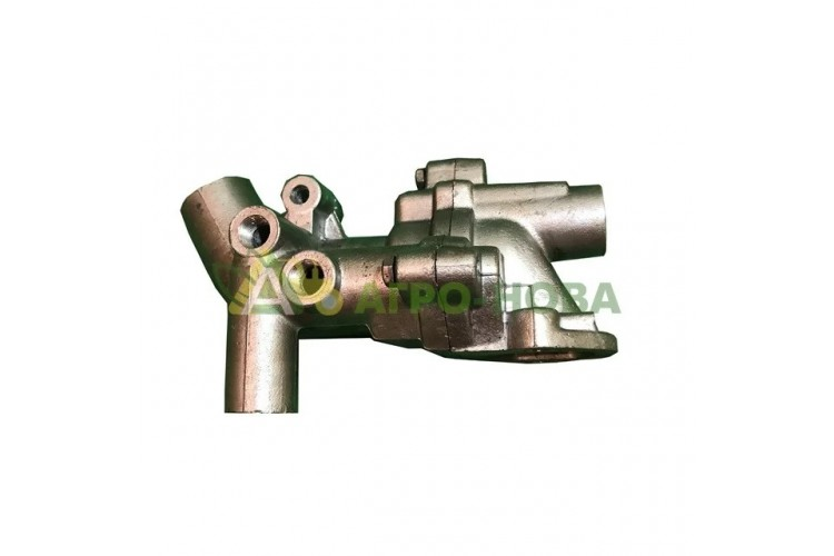 Термостат в сборе ЮМЗ Д-65 - Д65-15-С01-В СБ - фото 1