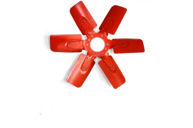 Крыльчатка вентилятора Д-65 ЮМЗ - Д65-1308050 СБ - фото 1