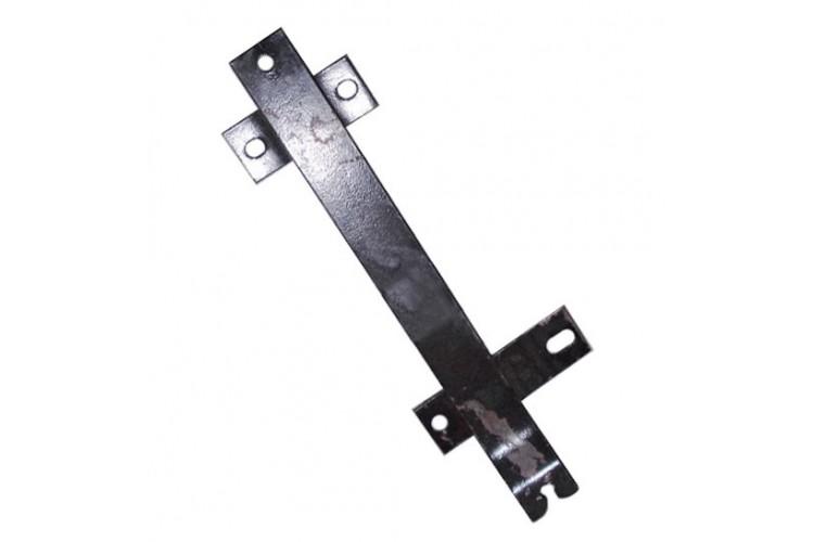 Кронштейн топливного бака МТЗ левый - 80-1101280-Б - фото 1