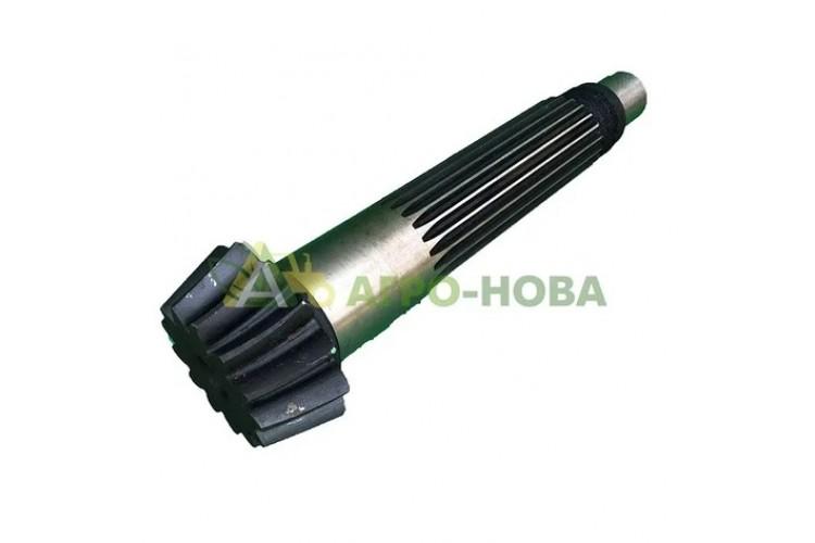Вал вторичный КПП ЮМЗ-80 - 75-1701105-Б1 - фото 1
