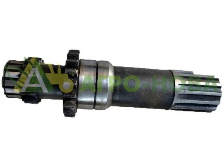 Вал ведущий привода ВОМ ЮМЗ-80 - 75-1604026 А - фото 1