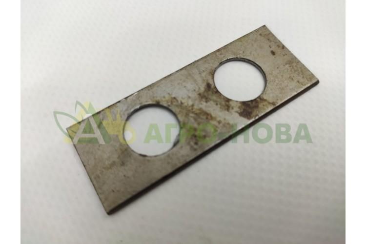 Пластина стопорная элемента гибкой муфты ЮМЗ - 36-2208019 - фото 1