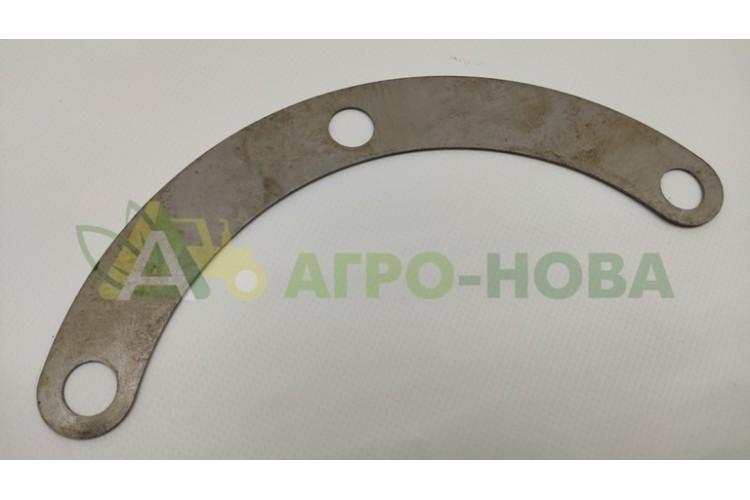 Прокладка регулировочная КПП ЮМЗ - 36-1701376 - фото 1