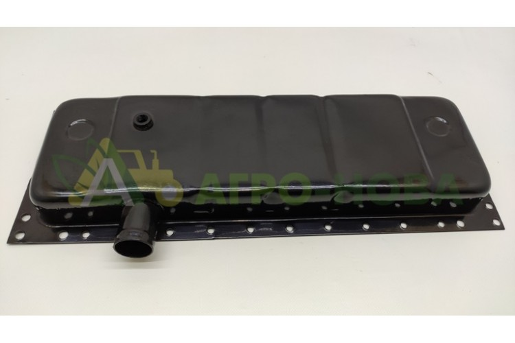 Бак радиатора нижний ЮМЗ (сталь) - 36-1301070-Б - фото 1