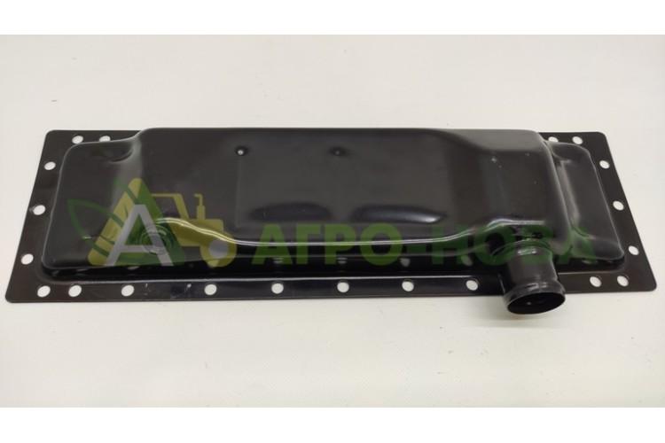 Бак радиатора нижний МТЗ (кадмированый) - 70У-1301075 - фото 1
