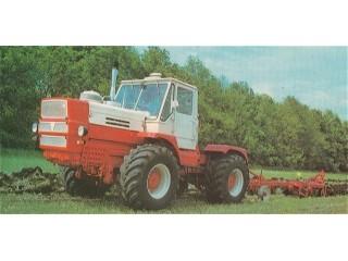 Установка и регулировка плуга на трактор Т-150К и Т-150
