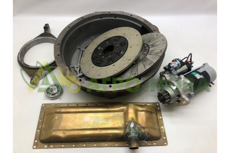 Комплект для установки двигателя СМД на ЮМЗ - СМД на ЮМЗ - фото 1