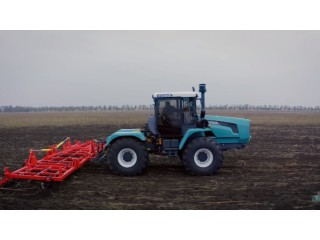 Новая ступень развития тракторов ХТЗ (Коробка передач и мосты)