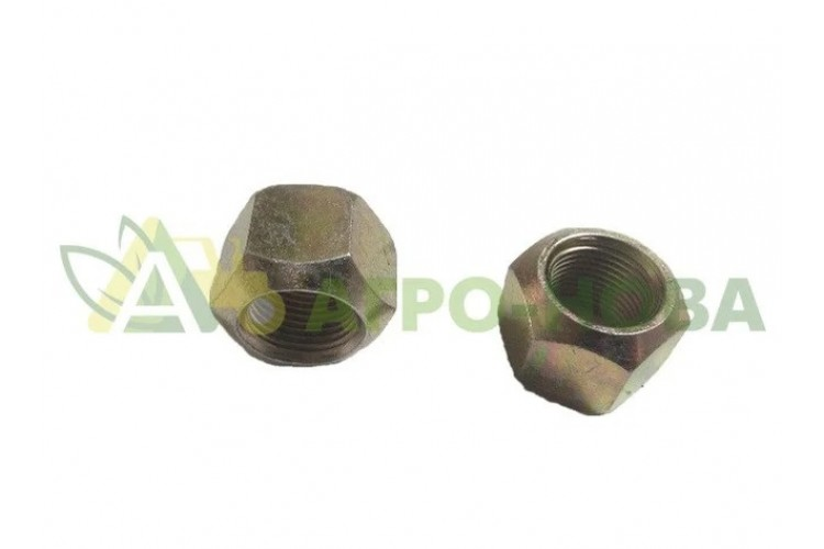 Гайка переднего колеса ЮМЗ - 40-3103017 - фото 1