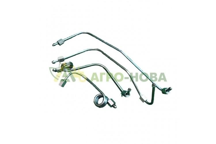 Комплект топливопровод 1-4 цилиндра Д-65 ЮМЗ - Д65-16-С18-С21 - фото 1