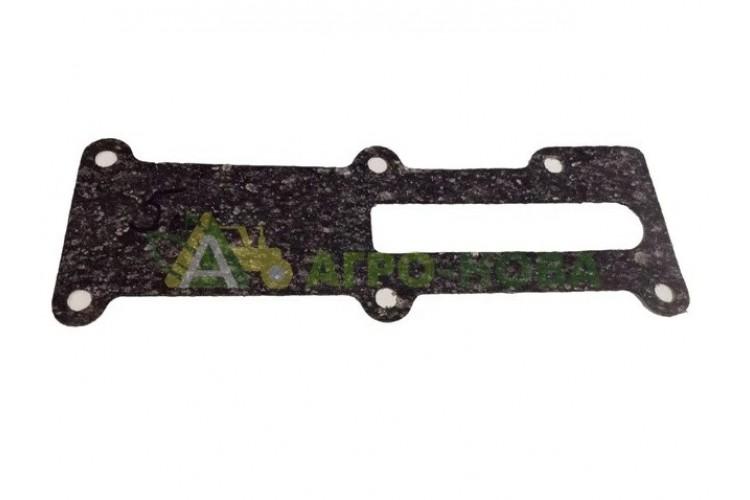 Прокладка крышки фиксаторов КПП ЮМЗ - 36-1702355 - фото 1