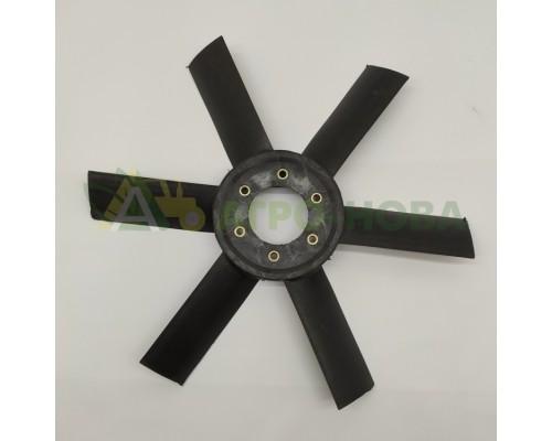Крыльчатка вентилятора ЮМЗ