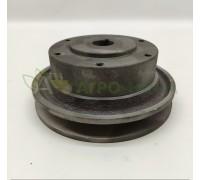 Шкив водяного насоса 1 ручейный ЮМЗ Д-65