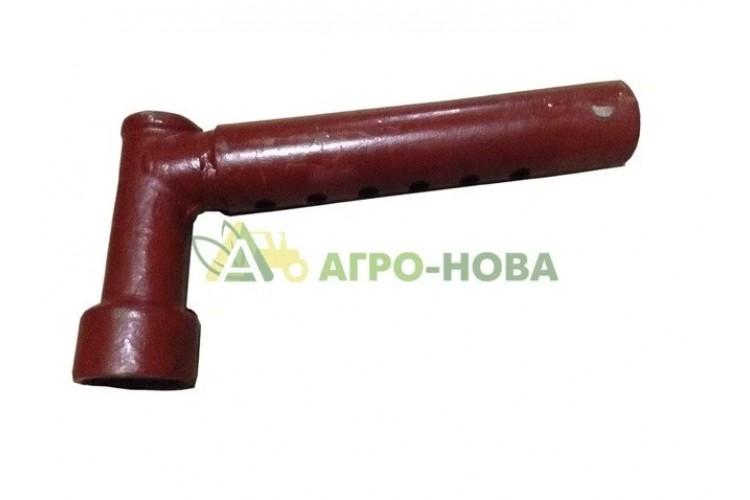 Кронштейн поворотного кулака ЮМЗ - 40-3001070-А - фото 1