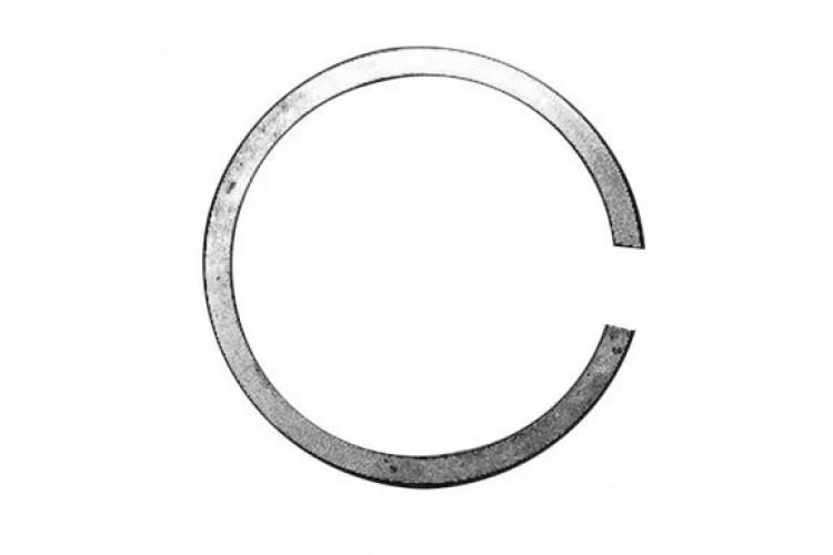 Кольцо упорное шестерни промежуточной привода раздаточной коробки МТЗ - 52-1802097 - фото 1