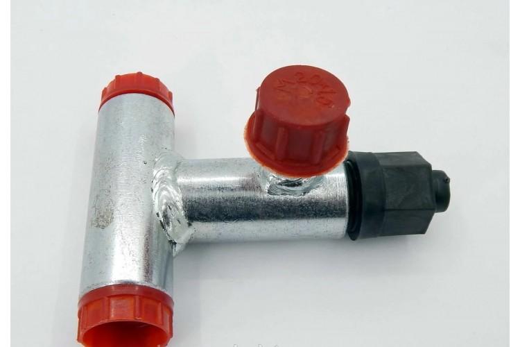 Клапан деления потока Т-16, Т-25 - Т-16, Т-25 - фото 1