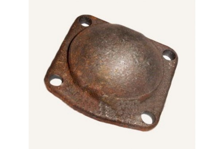 Крышка подшипника первичного вала КПП Т-16 - СШ20.37.113  - фото 1