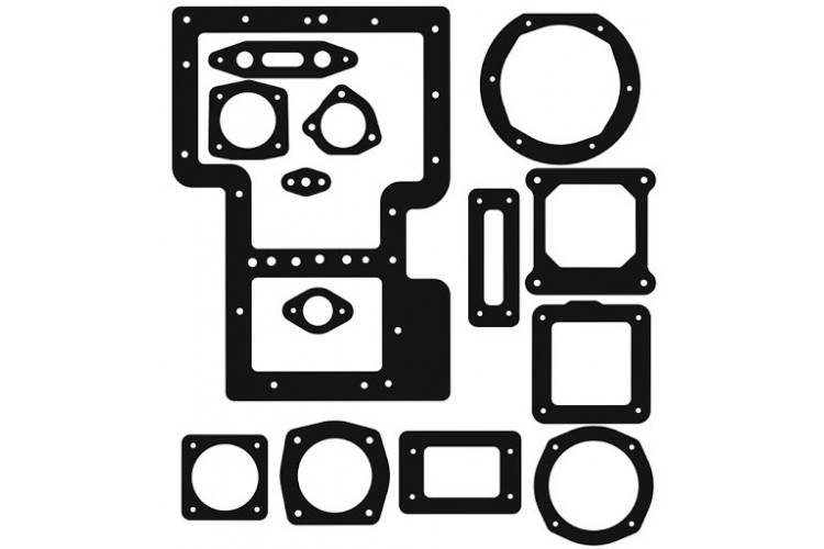 Комплект прокладок КПП Т-16 - КПП Т-16 - фото 1
