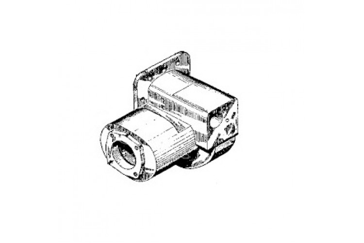 Корпус МТЗ боковой ВОМ - 50-4204015-Б - фото 1
