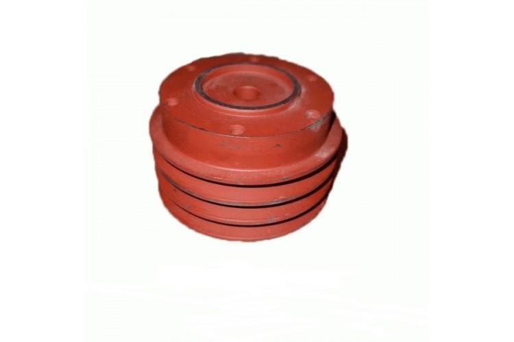 Шкив водяного насоса МТЗ-1025 3-х ручьевой - 245-1307166 - фото 1