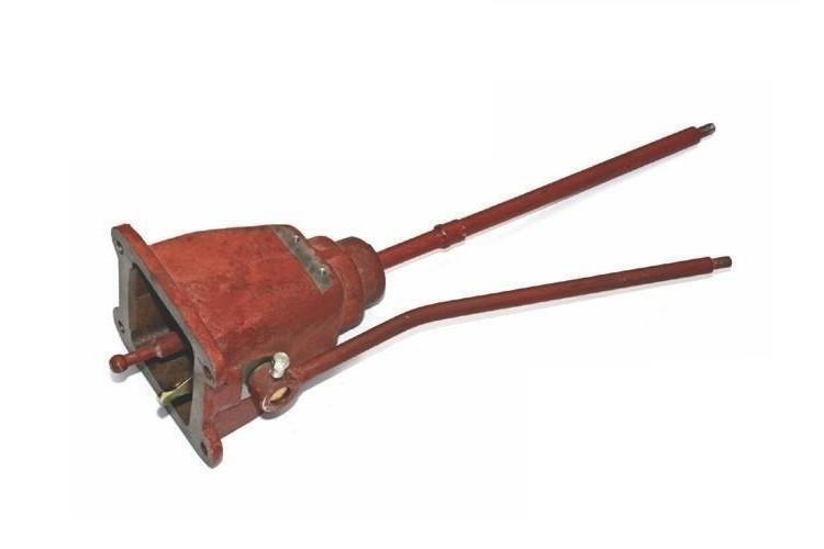 Колонка КПП с блокировкой Т-25 - Т30.37.085 - фото 1