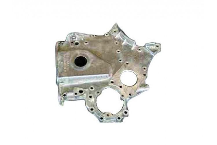 Крышка передняя распределительных шестерен Т-40, Д-144 - Д144-1002230 - фото 1