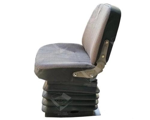 Сиденье гидравлическое МТЗ без подлокотников (нерегулируемая спинка)