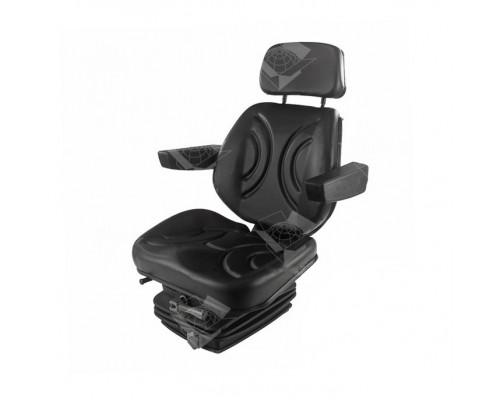 Сиденье универсальное (МТЗ, ЮМЗ-6, Т-40, Т-25, Т-16, Т-150) кресло с амортизацией